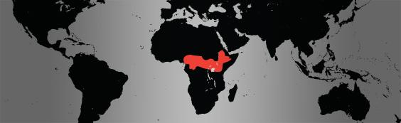 colobus monkey map