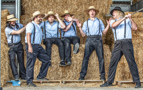 Amish Outlaws