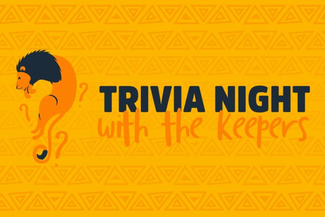 Trivia Night With The Keepers image