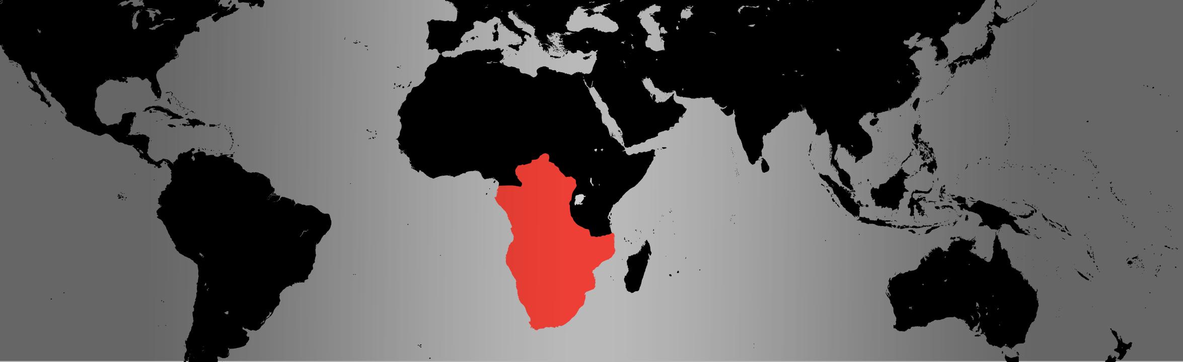 cape porcupine map