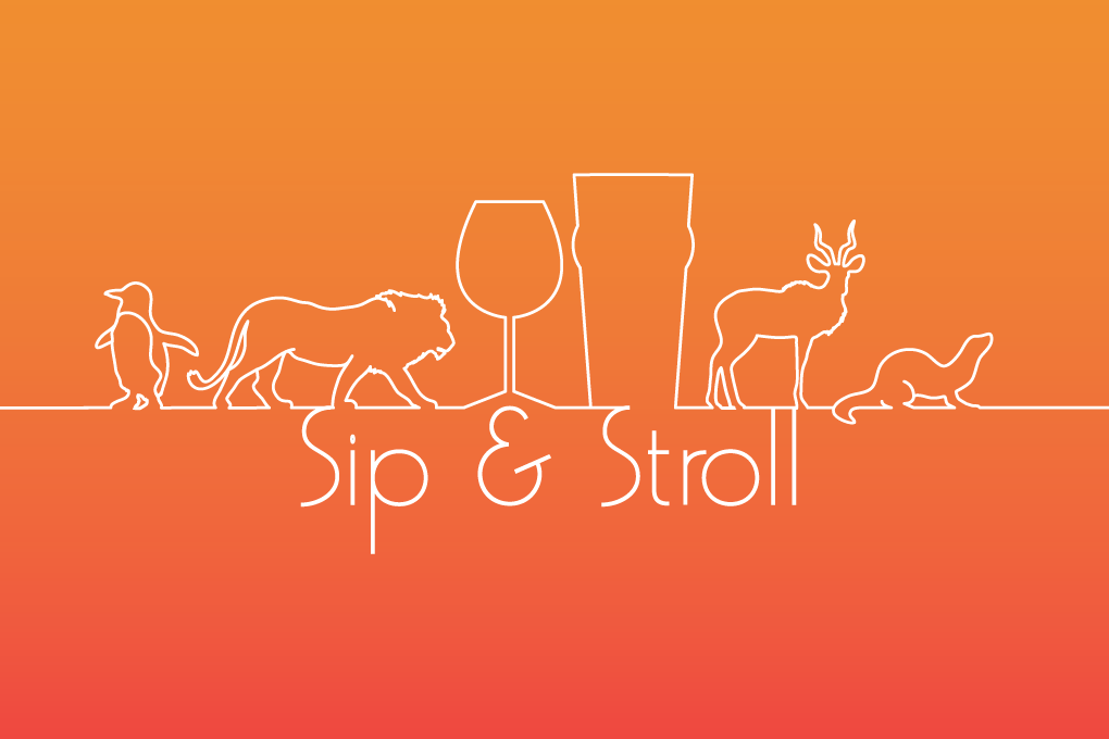 sip and stroll logo