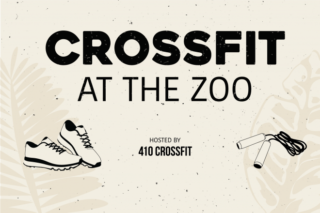 Crossfit at the Zoo image